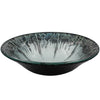 Artsy Glass Vessel Bath Sink