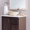 blue onyx stone vessel sink on vanity