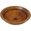 Natural Mahogany Drop-in Sink