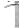 Single Handle Vessel Bathroom Faucet, GF-123CH