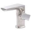 Contemporary Single Handle Lavatory Faucet