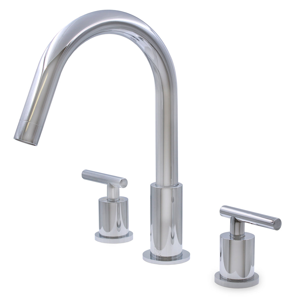 Widespread 2-Handle Lavatory Faucet