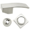 Waterfall Vessel Faucet Handle Parts, 136BN-HNDL