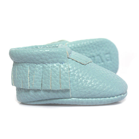 Baby Moccasins - Minted Bliss