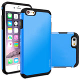 iPhone 6S Case, Cellularvilla iPhone 6 6S (4.7 inch) Case [Hybrid] [Rugged] Dual Layer Protective Case Hard Shell Soft TPU Heavy Duty Shockproof Case for Apple iPhone 6 6S 4.7 inch
