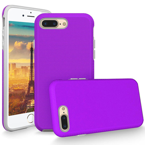 iPhone 7 Plus Case, Cellularvilla [Heavy Duty] High Impact Hybrid Dual Layer Case [Drop Protection] Tough Armor Shockproof Protective Back Cover For Apple iPhone 7 Plus 5.5 Inch