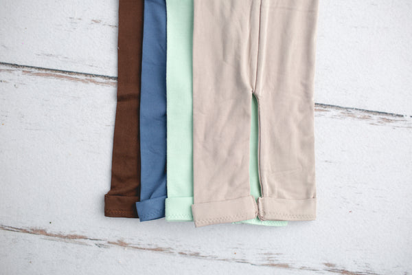 Newborn pants (more colors) CLEARANCE