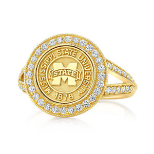 the Pursuit 234 university collection ring by San Jose Jewelers in 10 mm.