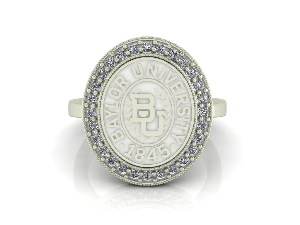Baylor University Triumph Seal Ring (234)