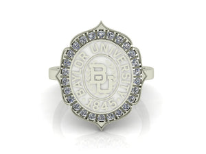 Baylor University Tradition Seal Ring (312)