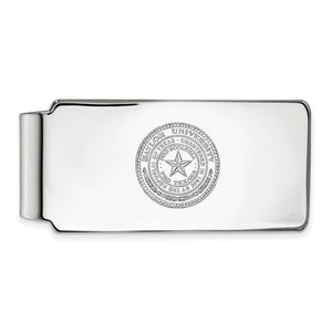 Baylor University Seal Money Clip