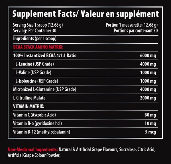Pro Line BCAA Stack 380g