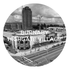 Burnaby HighGate Location