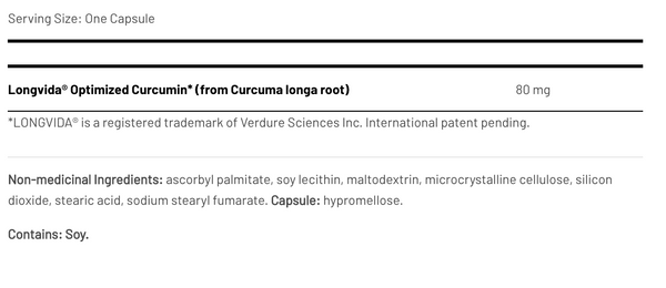 AOR Curcuviva Inflammation Relief