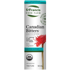 St. Francis | Canadian Bitters | 50ml | Body Energy Club