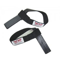World Standard Fitness Griptech Rubberized Lifting Straps