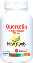 New roots Quercetin Bioflavanoids 500mg 90caps - Body Energy Club