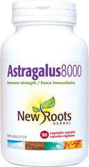 New Roots Astragalus 8000 500mg 90 capsules