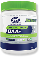 PVL D-Aspartic Acid With Zinc 100g - Body Energy Club