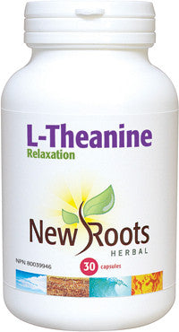 New Roots L-Theanine 250mg