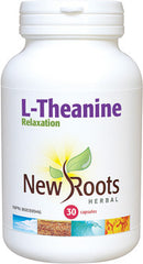 New Roots L-Theanine 250mg - Body Energy Club