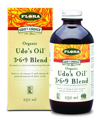 Udo's Choice 3-6-9 Oil Blend Liquid | Essential Oils | Flora