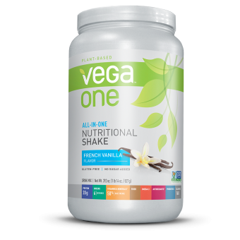 Vega One Nutritional Shake Large Tub | Meal Replacement Protein | Vega