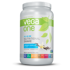 Vega One Nutritional Shake Large Tub - Reg Price 54.99 $10 OFF