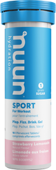 Nuun Sport Strawberry Lemonade | Carbohydrates & Electrolytes | Nuun