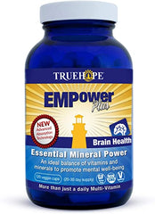 Truehope EMPower Plus (formerly EMP Advanced Mineral Power) | Minerals | True Hope