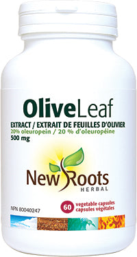 New Roots Olive Leaf Extract Capsules | Immune Support | New Roots