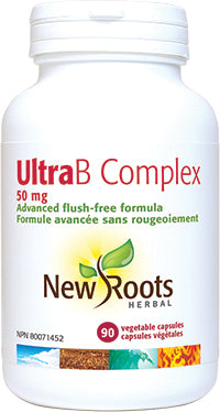 New Roots Ultra B Complex 50mg Capsules