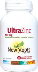 New Roots Ultra Zinc 30mg