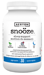 Aeryon | Wellness Snooze | 30 VegiCaps