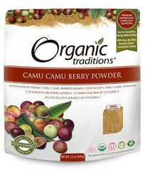 Organic Traditions Camu Camu Berry Powder | Whole Foods | Organic Traditions