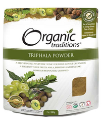 Organic Traditions Triphala Powder | Herbs | Organic Traditions