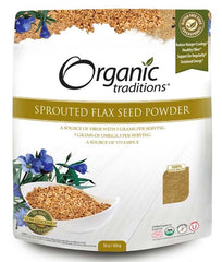 Organic Traditions Sprouted Flax