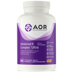 AOR Advanced B-Complex Ultra - Body Energy Club
