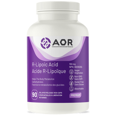 AOR R-Lipoic Acid 150mg | Antioxidants | AOR