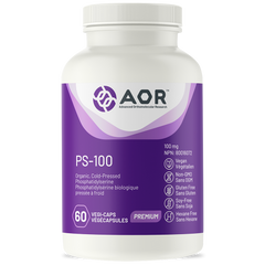 AOR PS-100 100mg | Brain & Cognitive Function | AOR