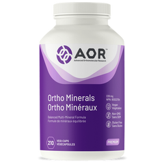 AOR Ortho Minerals 226mg - Body Energy Club