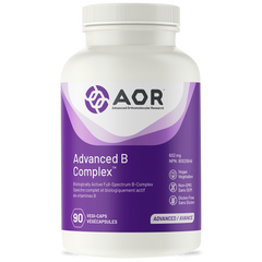 AOR Advanced B Complex | Vitamin B | AOR