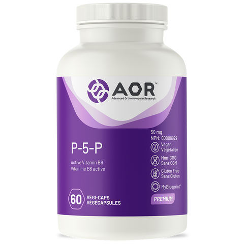 AOR P-5-P 50mg - Body Energy Club