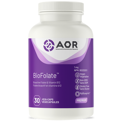 AOR BioFolate - Body Energy Club