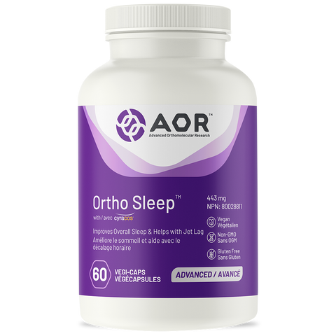 AOR Ortho Sleep 443mg 60 veggie caps