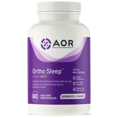 AOR Ortho Sleep 443mg | Insomnia & Sleep | AOR