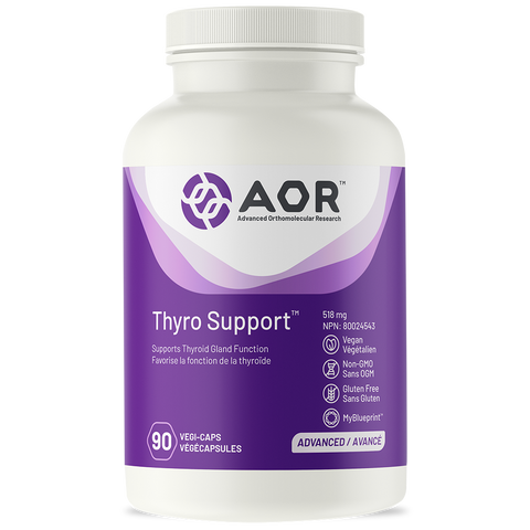 AOR Thyro Support 518mg | Health Conditions | AOR
