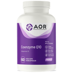 AOR Coenzyme Q10 100mg | Heart & Circulatory Health | AOR