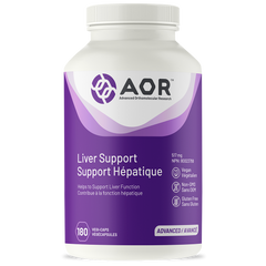 AOR Liver Support 517 mg | Liver Health | AOR