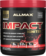 Allmax Impact Igniter Fruit Punch